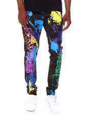 Jeans & Pants - Savage Paint Splatter Jean-2688208