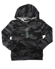 Brooklyn Cloth - Kindness World Go Round Pullover Hoodie (4-7)-2688815