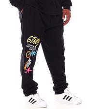 Jeans & Pants - Drip Graffiti Jogger (B&T)-2688466