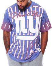 NBA, MLB, NFL Gear - New York Giants Sublimated T-Shirt (B&T)-2689028