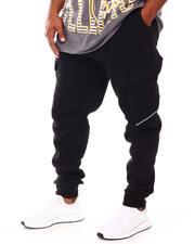 Jeans & Pants - Fleece Cargo Zip Jogger (B&T)-2688708