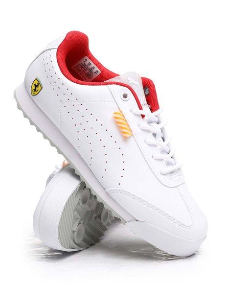 Puma - Ferrari Roma Via Perf Jr. Sneakers (4-7)