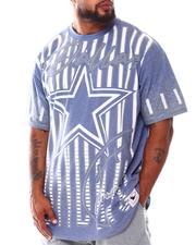 NBA, MLB, NFL Gear - Dallas Cowboys Sublimated T-Shirt (B&T)-2689031