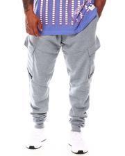 Jeans & Pants - Fleece Cargo Zip Jogger (B&T)-2688675