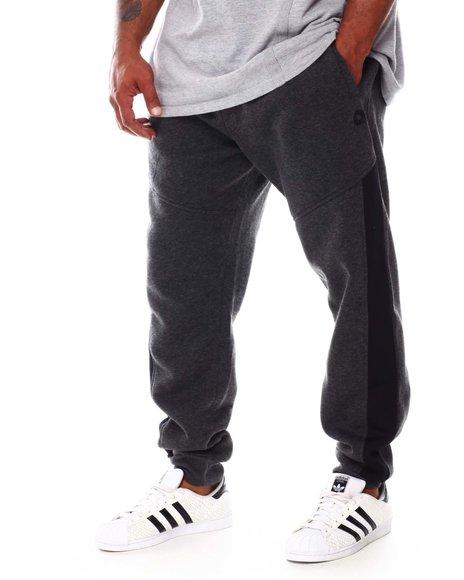 Akademiks - Clout Colorblock Sweatpants (B&T)