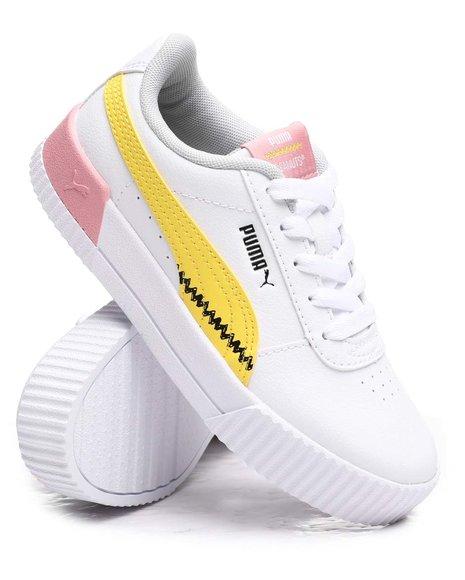 Puma - Puma x Peanuts Carina PS Sneakers (10.5-3)