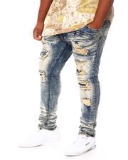 Jeans & Pants - Shredded Denim Jean (B&T)-2688497