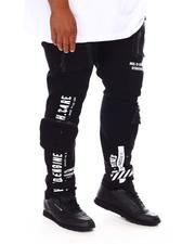 Jeans & Pants - Utility Cargo Pocket Twill Pants (B&T)-2688880