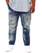 Jeans & Pants - Distressed Denim Jeans (B&T)-2686418