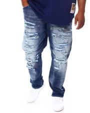 Jeans & Pants - Distressed Denim Jeans (B&T)-2686423