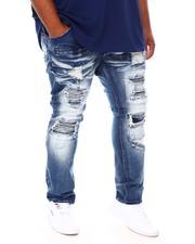 Jeans & Pants - Shredded Denim Jean (B&T)-2688684