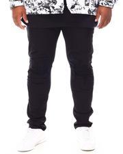 Jeans & Pants - Distressed Slim Fit Denim Jeans (B&T)-2688906
