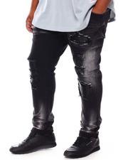 Jeans & Pants - Shredded Denim Jean (B&T)-2690140