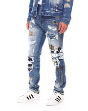 Jeans & Pants - Slim Tapered Old English Jean-2687733