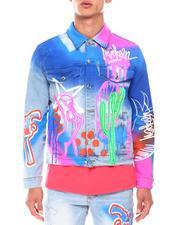 Mackeen - Binge Spray Jacket-2687963