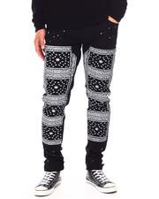 Jeans & Pants - Bandana Print Jean-2687990