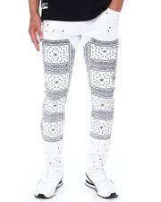 Jeans & Pants - Bandana Print Jean-2688320