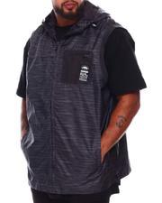Ecko - Fly-NY Vest Nylon Spacedye Jacket (B&T)-2688461