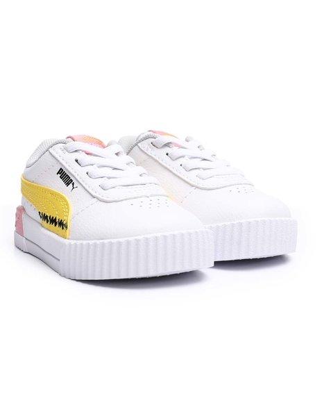 Puma - Puma x Peanuts Carina AC Sneakers (5-10)