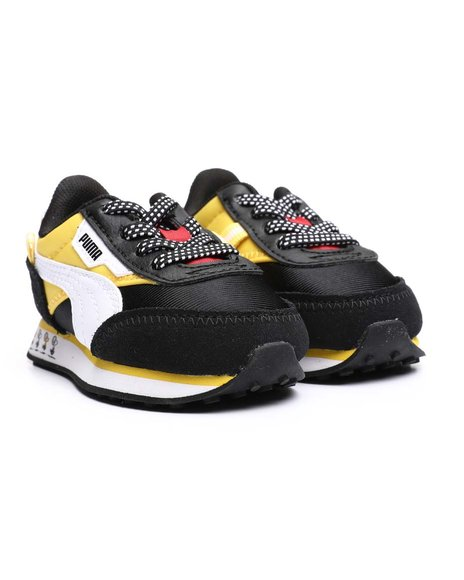 Puma - Puma x Peanuts Future Rider AC Sneakers (4-10)