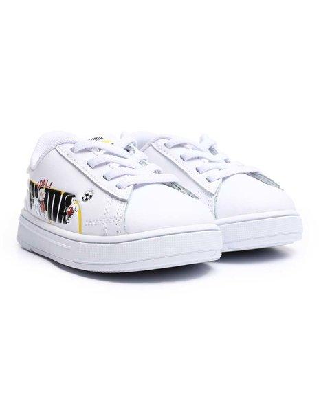 Puma - Puma x Peanuts Serve Pro AC Sneakers (5-10)
