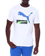 Puma - Dazed Logo Tee-2689403