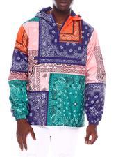Buyers Picks - Bandana Print windbreaker jacket-2689432