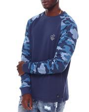 Rocawear - Camo Raglan Shirt-2690015