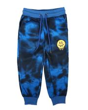Activewear - Tie Dye Fleece Jogger Pants (4-7)-2689627