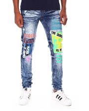 SWITCH - BENJAMIN GRAPHIC Jean-2689979