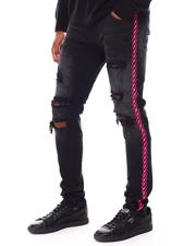 KDNK - Neon Embroidered Jean-2688144