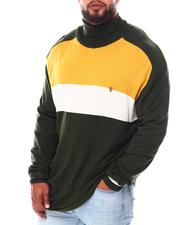 Makobi - Turtleneck Knit Sweater (B&T)-2690292