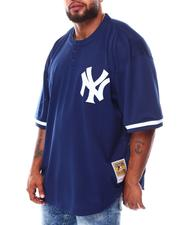 Mitchell & Ness - Yankees Jeter Jersey (B&T)-2690363