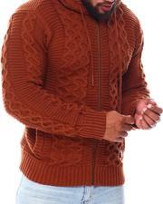 Light Jackets - Heavy Gauge Hoodie Sweater (B&T)-2690272
