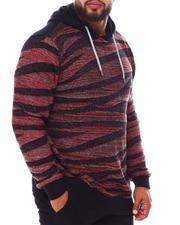 Hoodies - Tiger Knit Hoodie Sweater (B&T)-2690227