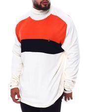 Makobi - Turtleneck Knit Sweater (B&T)-2690287