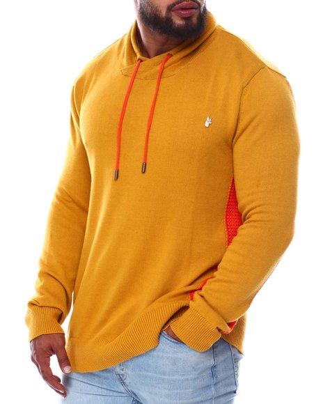 Makobi - Shawl Collar Knit Sweater (B&T)