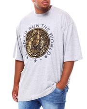 Shirts - Born To Run The World T-Shirt (B&T)-2688393