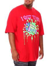 Shirts - Got The Juice T-Shirt (B&T)-2688448