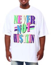 Shirts - Never Not Hustlin T-Shirt (B&T)-2688488