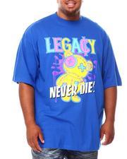Shirts - Legacy Never Dies Voodoo T-Shirt (B&T)-2688567