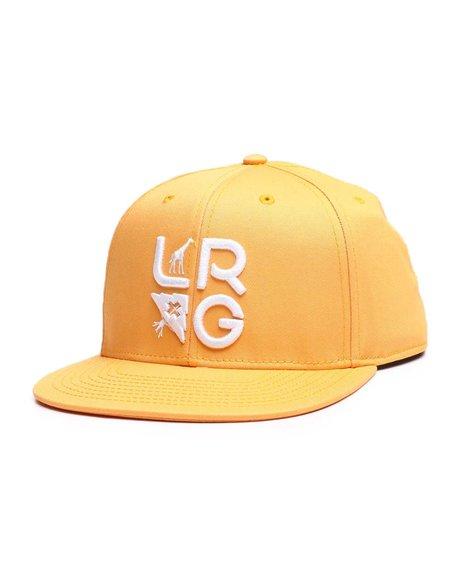 LRG - Stacked Logo Snapback Hat