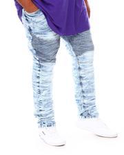 Buyers Picks - Wild Tiger Biker Denim Jeans (B&T)-2690720