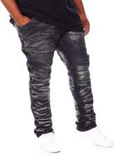 Jeans & Pants - Wild Tiger Biker Denim Jeans (B&T)-2690727