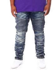 Buyers Picks - Wild Tiger Biker Denim Jeans (B&T)-2690741