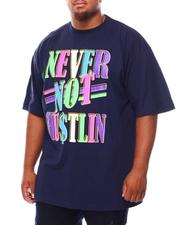 Shirts - Never Not Hustlin T-Shirt (B&T)-2690783