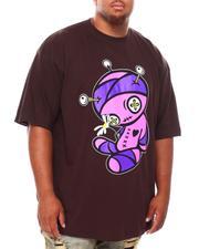 Shirts - Voodoo Doll T-Shirt (B&T)-2687066