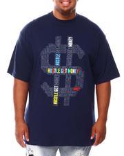Shirts - Hustle Money T-Shirt (B&T)-2688308