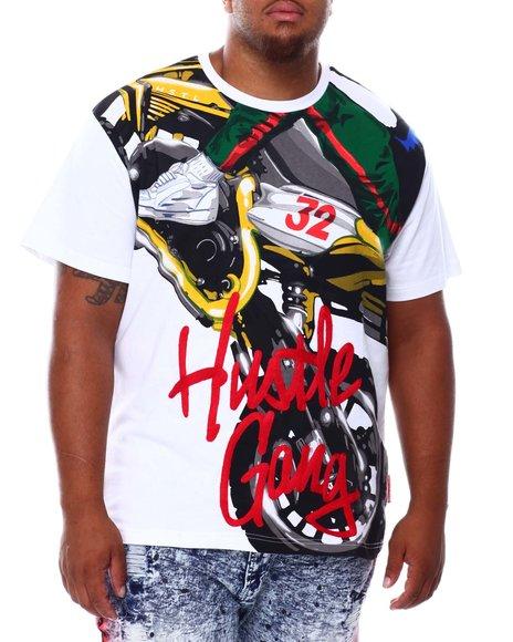 Hustle Gang - Brilliant Knit T-Shirt (B&T)