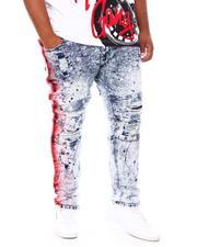 Jeans & Pants - Paint Splash Denim Jeans (B&T)-2690828